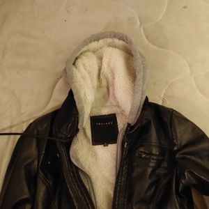 therapy Jackets & Coats - Therapy leather jacket